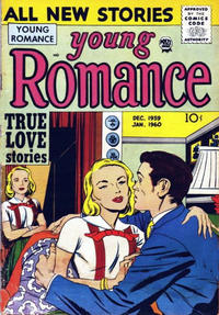 Cover Thumbnail for Young Romance (Prize, 1947 series) #v13#1 [103]