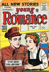Cover Thumbnail for Young Romance (Prize, 1947 series) #v13#3 [105]