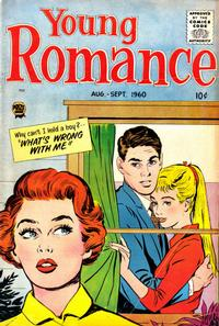 Cover Thumbnail for Young Romance (Prize, 1947 series) #v13#5 [107]