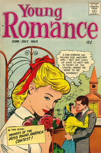 Cover Thumbnail for Young Romance (Prize, 1947 series) #v16#4 [124]