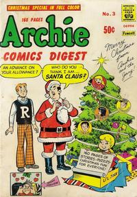 Cover Thumbnail for Archie Comics Digest (Archie, 1973 series) #3
