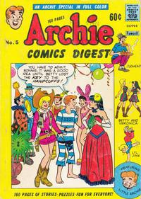 Cover Thumbnail for Archie Comics Digest (Archie, 1973 series) #5