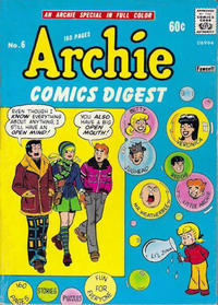 Cover Thumbnail for Archie Comics Digest (Archie, 1973 series) #6