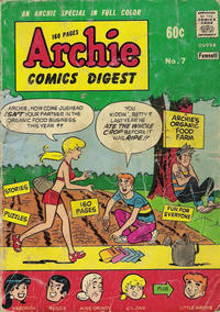 Cover Thumbnail for Archie Comics Digest (Archie, 1973 series) #7