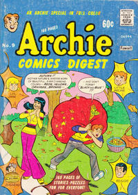 Cover Thumbnail for Archie Comics Digest (Archie, 1973 series) #9