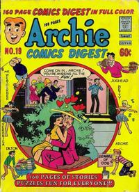 Cover Thumbnail for Archie Comics Digest (Archie, 1973 series) #19