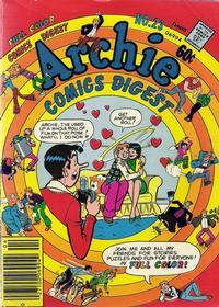 Cover Thumbnail for Archie Comics Digest (Archie, 1973 series) #23