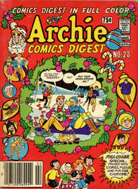 Cover Thumbnail for Archie Comics Digest (Archie, 1973 series) #28