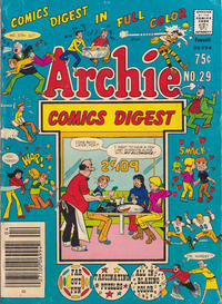 Cover Thumbnail for Archie Comics Digest (Archie, 1973 series) #29