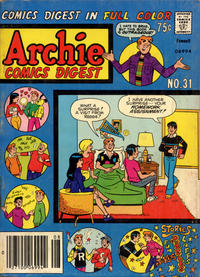 Cover Thumbnail for Archie Comics Digest (Archie, 1973 series) #31