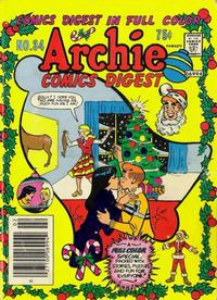Cover Thumbnail for Archie Comics Digest (Archie, 1973 series) #34