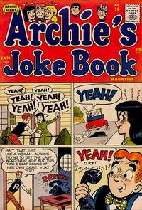 Cover Thumbnail for Archie's Joke Book Magazine (Archie, 1953 series) #20