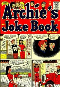 Cover Thumbnail for Archie's Joke Book Magazine (Archie, 1953 series) #22