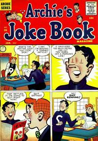 Cover Thumbnail for Archie's Joke Book Magazine (Archie, 1953 series) #26