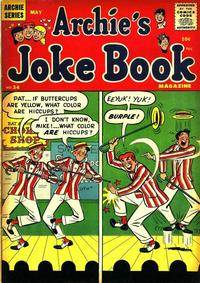 Cover Thumbnail for Archie's Joke Book Magazine (Archie, 1953 series) #34