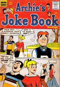 Cover Thumbnail for Archie's Joke Book Magazine (Archie, 1953 series) #38