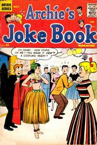 Cover Thumbnail for Archie's Joke Book Magazine (Archie, 1953 series) #40