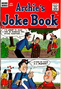 Cover for Archie's Joke Book Magazine (Archie, 1953 series) #44