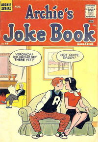 Cover Thumbnail for Archie's Joke Book Magazine (Archie, 1953 series) #48