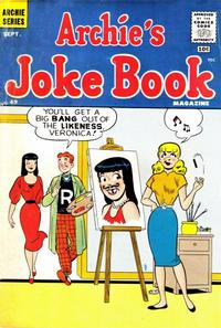 Cover Thumbnail for Archie's Joke Book Magazine (Archie, 1953 series) #49