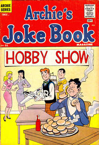 Cover Thumbnail for Archie's Joke Book Magazine (Archie, 1953 series) #51
