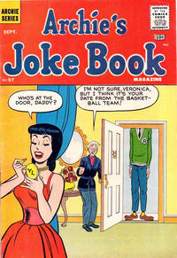 Cover Thumbnail for Archie's Joke Book Magazine (Archie, 1953 series) #57
