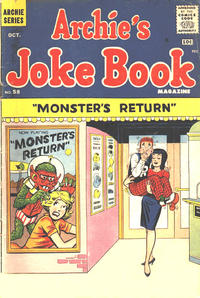 Cover Thumbnail for Archie's Joke Book Magazine (Archie, 1953 series) #58