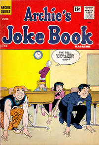 Cover Thumbnail for Archie's Joke Book Magazine (Archie, 1953 series) #62