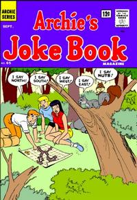Cover Thumbnail for Archie's Joke Book Magazine (Archie, 1953 series) #65