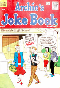 Cover Thumbnail for Archie's Joke Book Magazine (Archie, 1953 series) #66