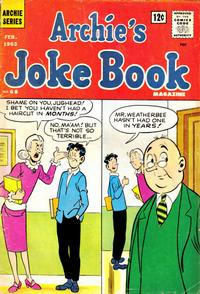 Cover Thumbnail for Archie's Joke Book Magazine (Archie, 1953 series) #68