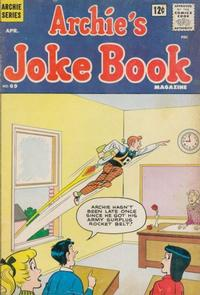 Cover Thumbnail for Archie's Joke Book Magazine (Archie, 1953 series) #69