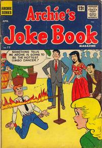 Cover Thumbnail for Archie's Joke Book Magazine (Archie, 1953 series) #77