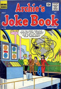 Cover Thumbnail for Archie's Joke Book Magazine (Archie, 1953 series) #79