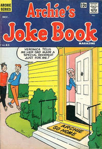 Cover Thumbnail for Archie's Joke Book Magazine (Archie, 1953 series) #83