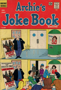 Cover Thumbnail for Archie's Joke Book Magazine (Archie, 1953 series) #84