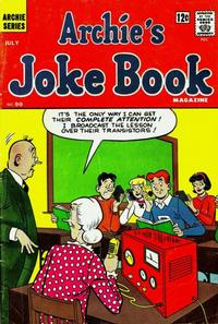 Cover Thumbnail for Archie's Joke Book Magazine (Archie, 1953 series) #90