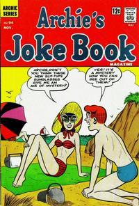 Cover Thumbnail for Archie's Joke Book Magazine (Archie, 1953 series) #94
