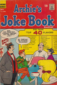 Cover Thumbnail for Archie's Joke Book Magazine (Archie, 1953 series) #100
