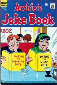 Cover Thumbnail for Archie's Joke Book Magazine (Archie, 1953 series) #101