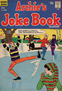 Cover Thumbnail for Archie's Joke Book Magazine (Archie, 1953 series) #109
