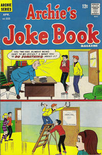 Cover Thumbnail for Archie's Joke Book Magazine (Archie, 1953 series) #111
