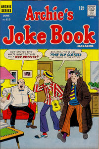 Cover Thumbnail for Archie's Joke Book Magazine (Archie, 1953 series) #113