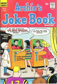 Cover Thumbnail for Archie's Joke Book Magazine (Archie, 1953 series) #114