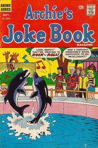 Cover Thumbnail for Archie's Joke Book Magazine (Archie, 1953 series) #116