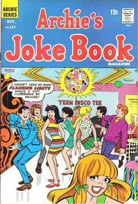 Cover Thumbnail for Archie's Joke Book Magazine (Archie, 1953 series) #117