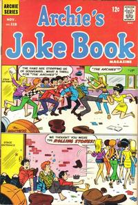 Cover Thumbnail for Archie's Joke Book Magazine (Archie, 1953 series) #118