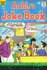 Cover Thumbnail for Archie's Joke Book Magazine (Archie, 1953 series) #119