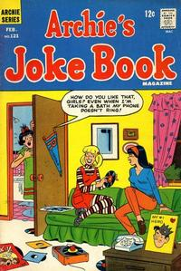 Cover Thumbnail for Archie's Joke Book Magazine (Archie, 1953 series) #121