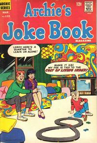 Cover Thumbnail for Archie's Joke Book Magazine (Archie, 1953 series) #122